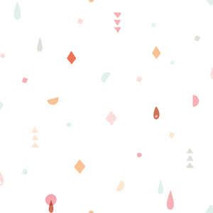 Geometric Shapes Wallpaper by Lilipinso - minifili