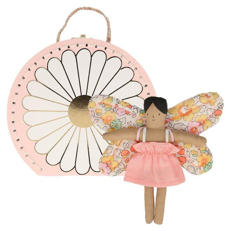 Mini Butterfly Daisy Suitcase by Meri Meri - minifili