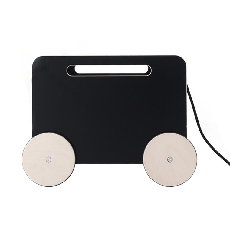 Toy Chest on Wheels Blackboard