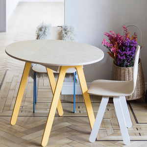 Play Table Yellow by In2Wood - minifili