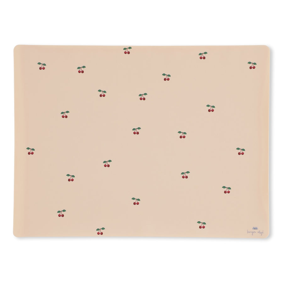 Cherry Placemat by Konges Slojd - minifili