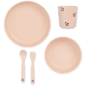 Cherry Tableware Set by Konges Slojd - minifili