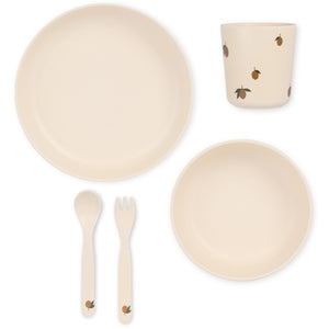 Lemon Tableware Set by Konges Slojd - minifili