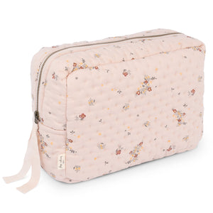 Toiletry Bag Nostalgie Blush Large by Konges Slojd - minifili