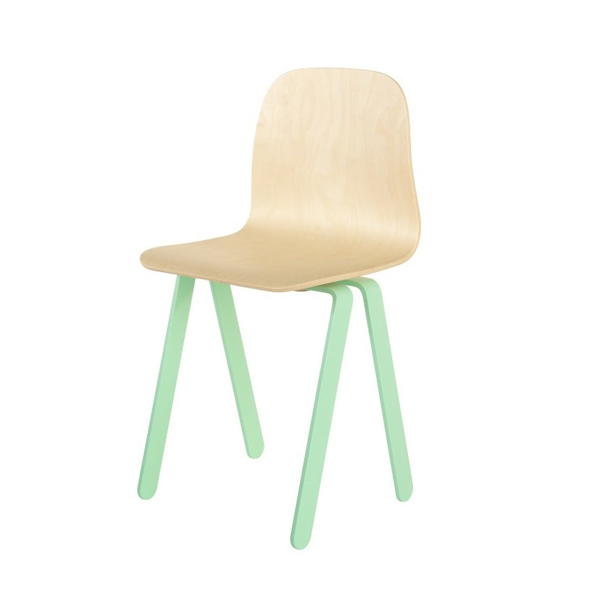 In2Wood - Kids Chair Large Mint