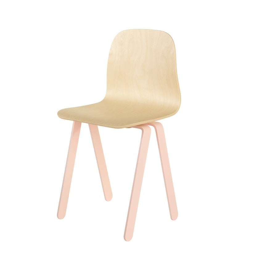 In2Wood - Kids Chair Large Pink
