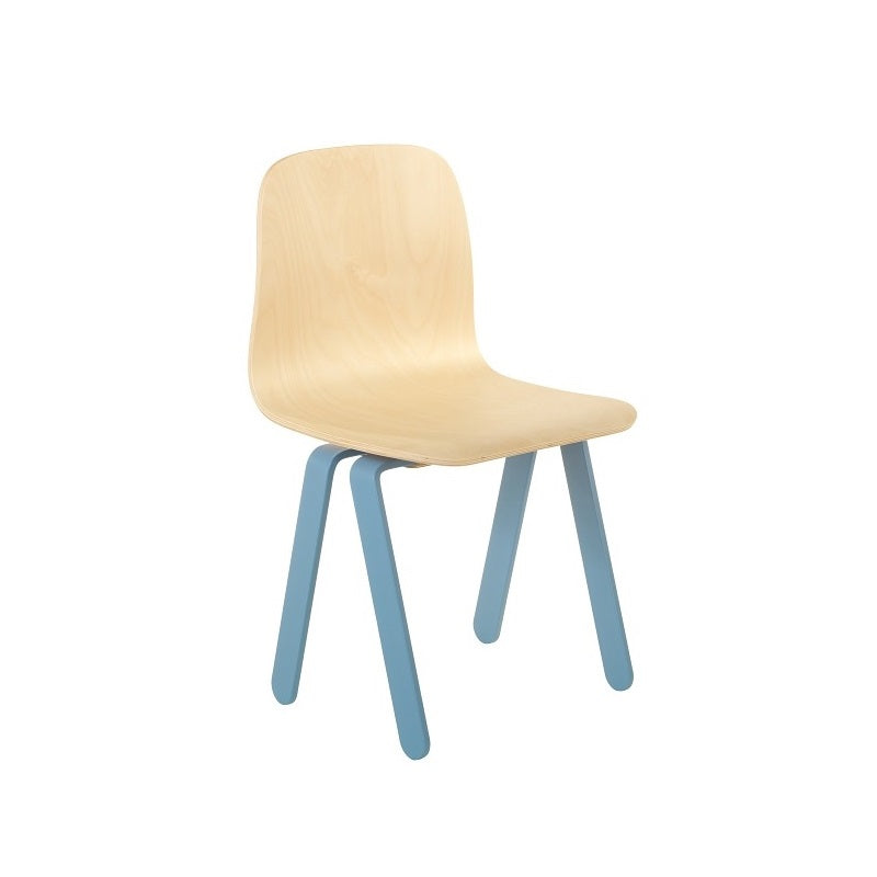 In2Wood - Kids Chair Small Blue