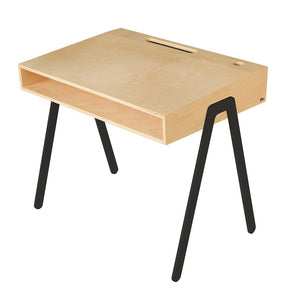 Kids Desk Large Black by In2Wood - minifili