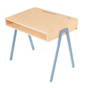 Kids Desk Large Blue by In2Wood - minifili