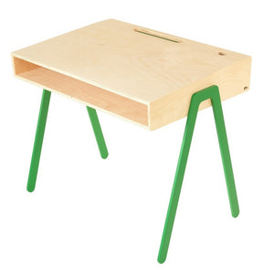 Kids Desk Large Green by In2Wood - minifili