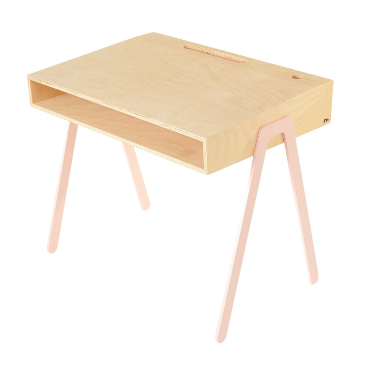 Kids Desk Large Pink