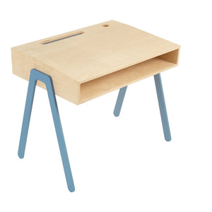 Kids Desk Small Blue by In2Wood - minifili