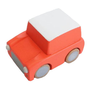 Kuruma Pullback Car Orange by kiko+ and gg* - minifili