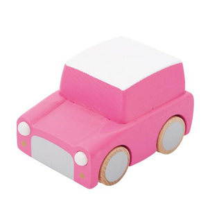 Kuruma Pullback Car Pink by kiko+ and gg* - minifili