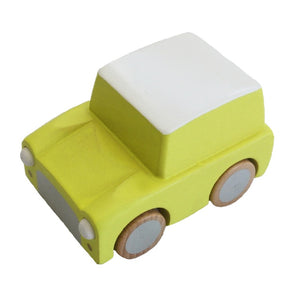Kuruma Pullback Car Yellow by kiko+ and gg* - minifili