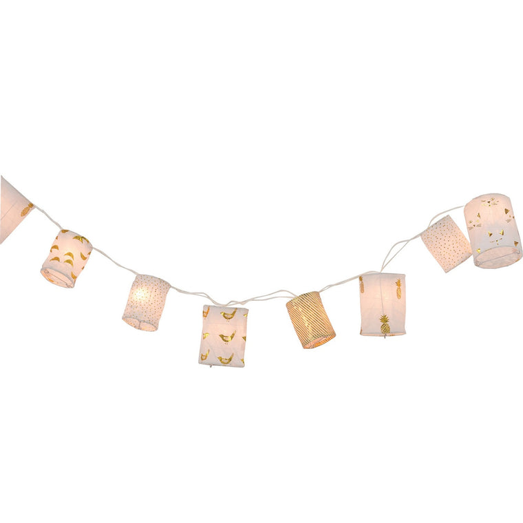 Gold Light Garland