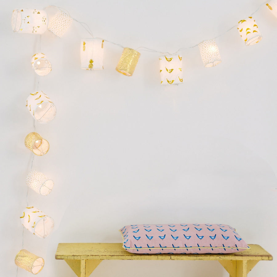 Gold Light Garland by MIMI'lou - minifili