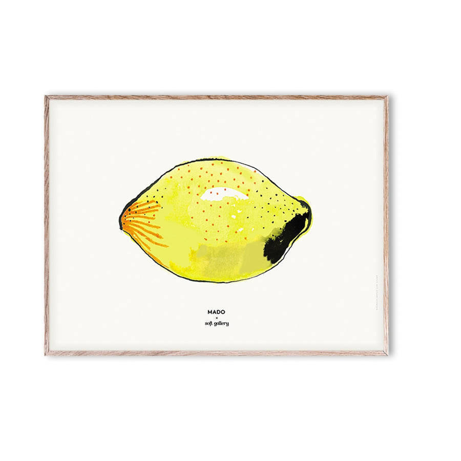 Lemon Print by MADO - minifili