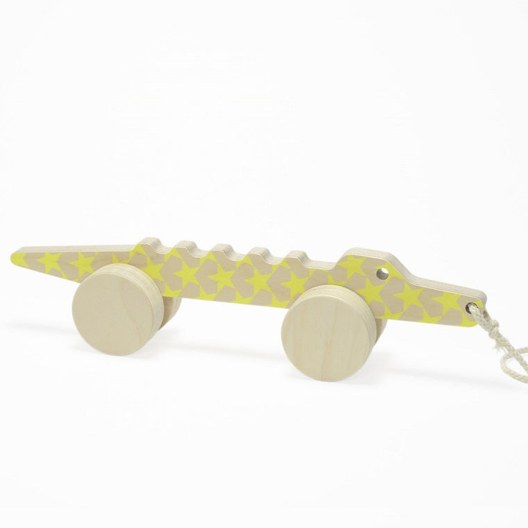 Marcello the Alligator Pull-Toy
