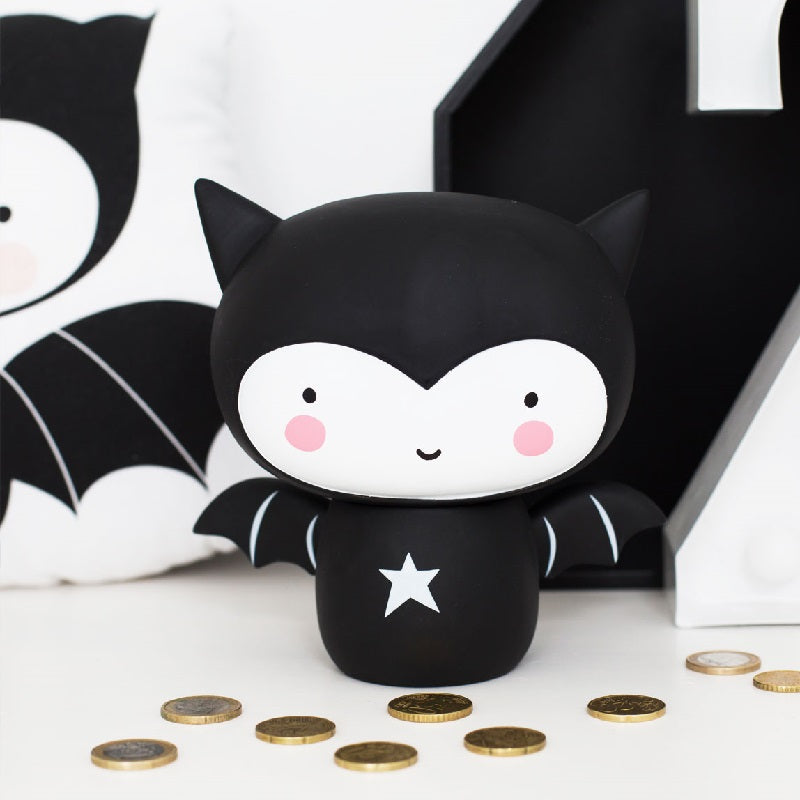 A Little Lovely Company - Bat Money Box