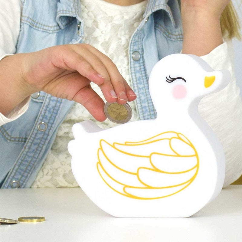 A Little Lovely Company - Duck Money Box