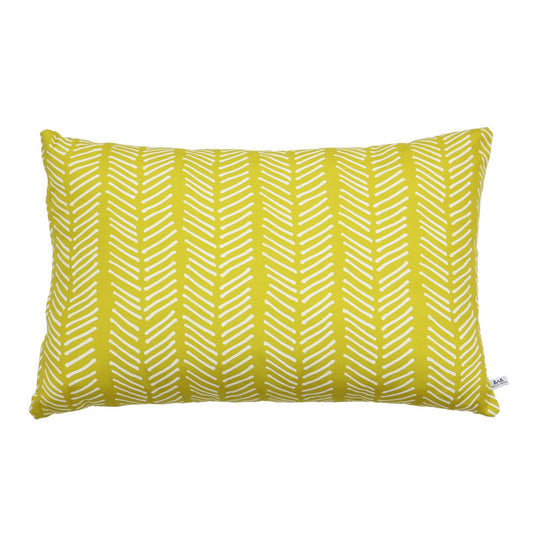 Mustard Herring Cushion