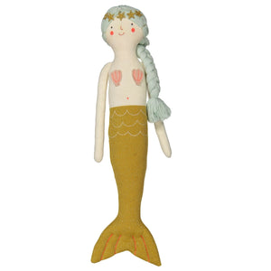 Knitted Mermaid Doll by Meri Meri - minifili