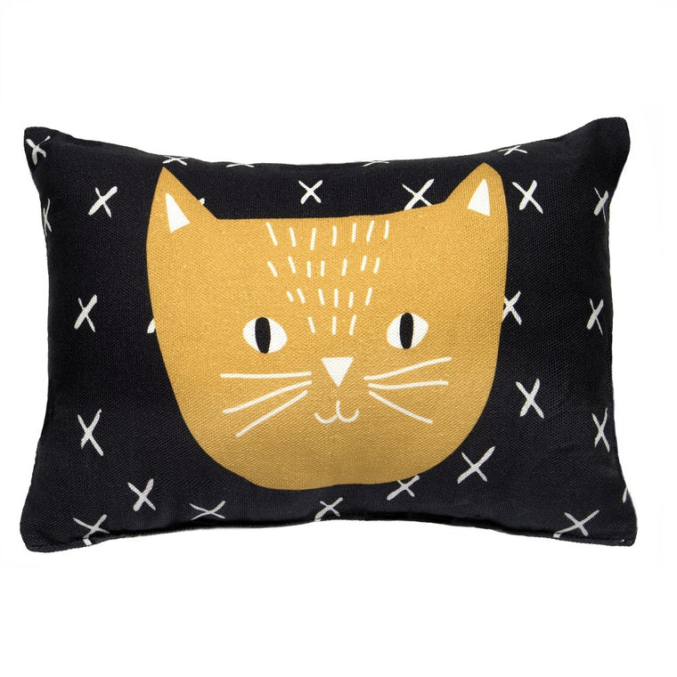 Charlie The Cat Mini Cushion