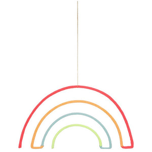 Rainbow Wall Decoration by Meri Meri - minifili