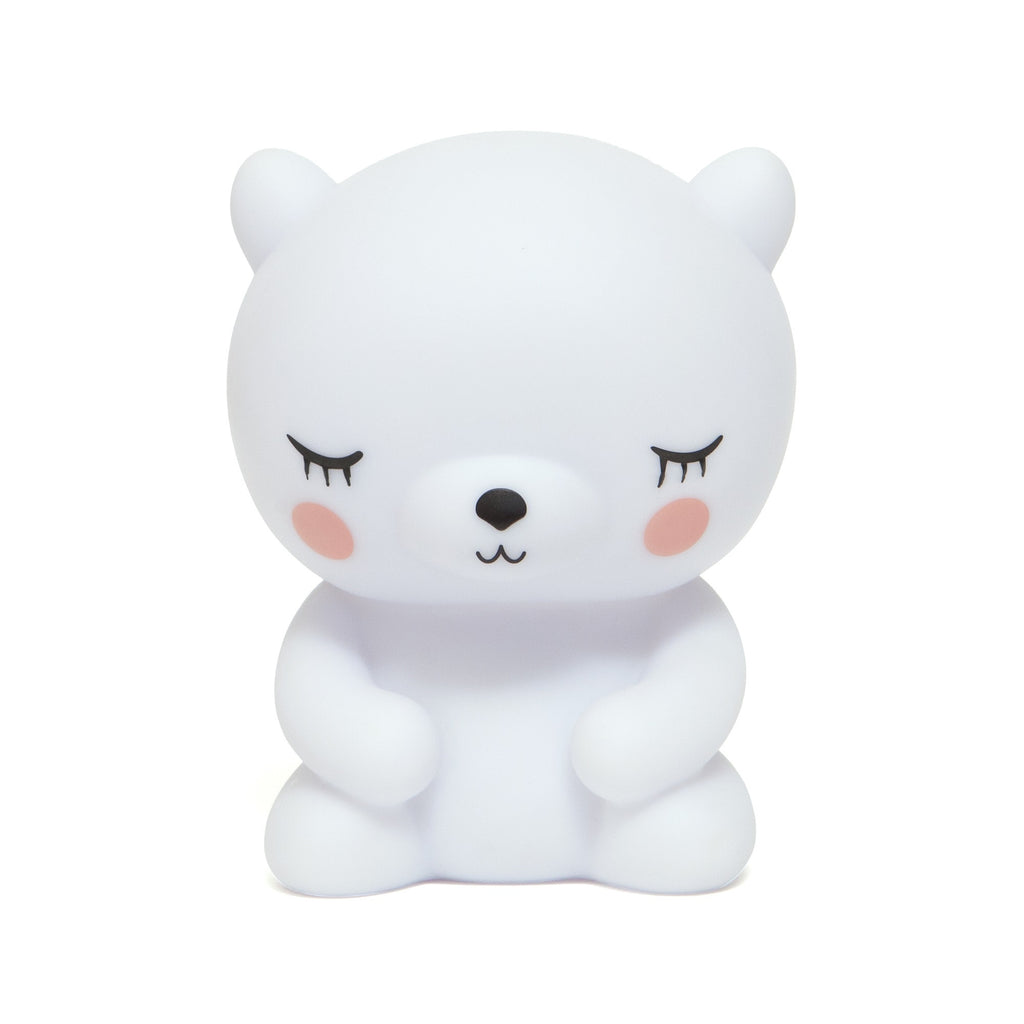 Petit Monkey - Polar Bear Night Light