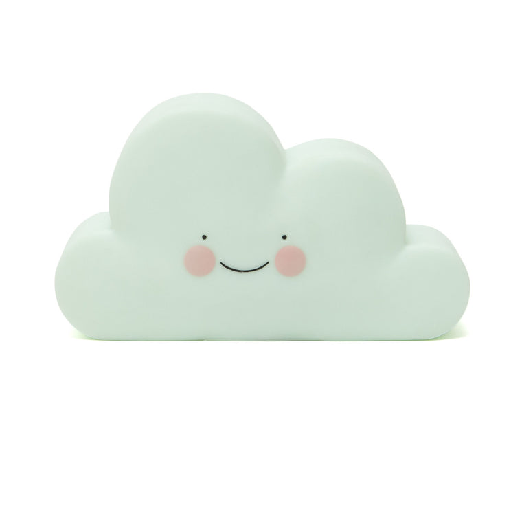 Cloud Night Light Mint