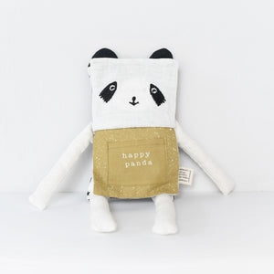 Flippy Friend Panda by Wee Gallery - minifili