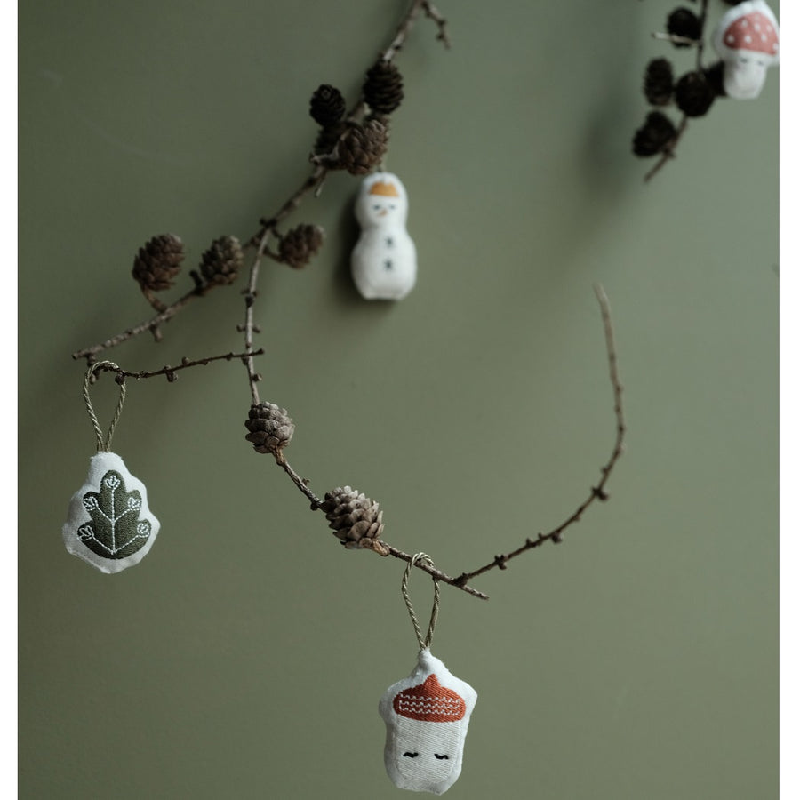 Forest Tree Decorations by Fabelab - minifili