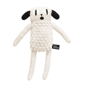 Puppy Soft Toy by Main Sauvage - minifili