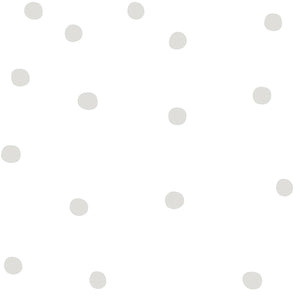 Grey Dots Wall Decal by Lilipinso - minifili