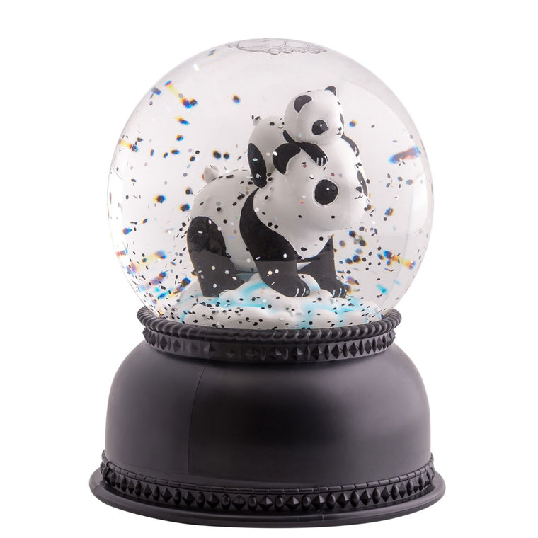Panda Snow Globe Light