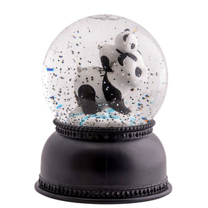 Panda Snow Globe Light by A Little Lovely Company - minifili
