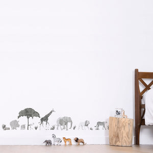 Serengeti Wall Sticker by Lilipinso - minifili