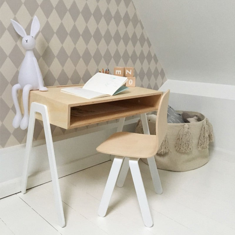 Kids Chair Small White by In2Wood - minifili