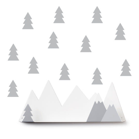 Mountain Shelf Grey