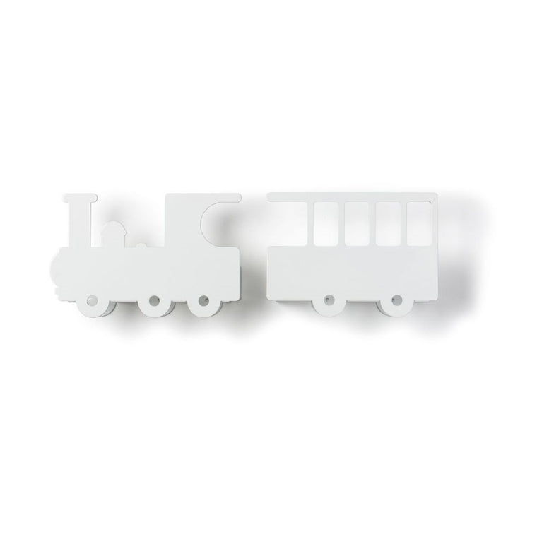 Train Shelf White