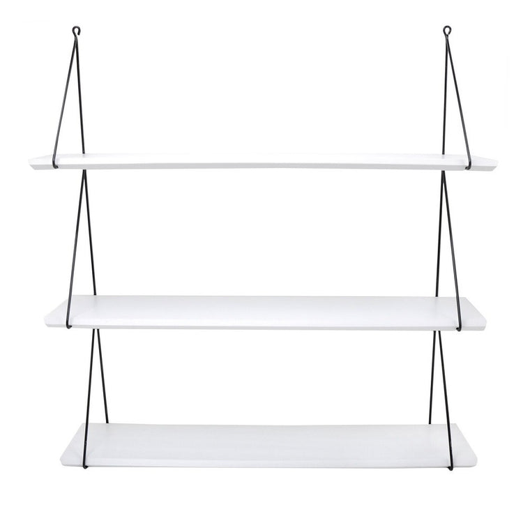 Babou Shelves White