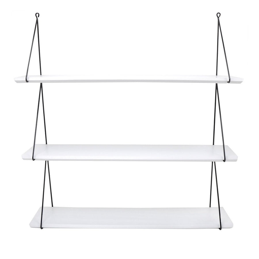 Babou Shelves White by Rose in April - minifili