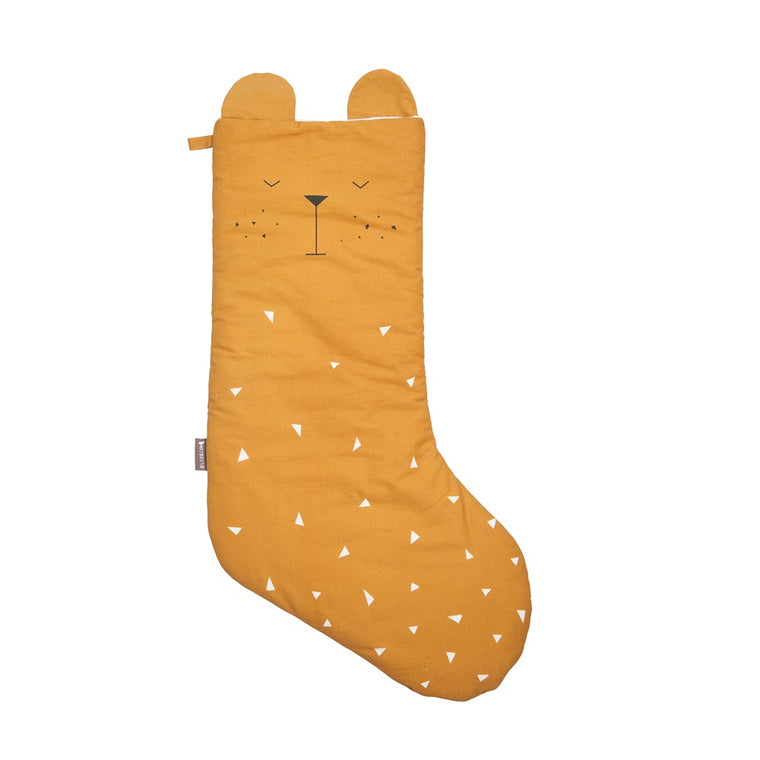 Animal Stocking Lazy Bear