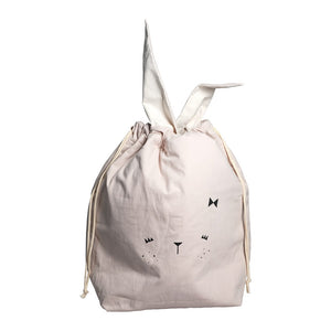Storage Bag Bunny Mauve by Fabelab - minifili