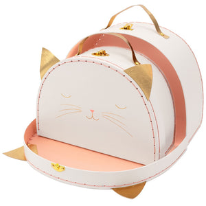 Cat Suitcase Set by Meri Meri - minifili