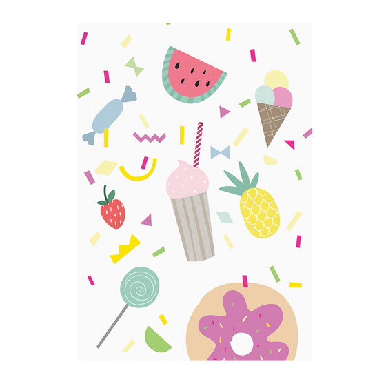 Sweet Day Print