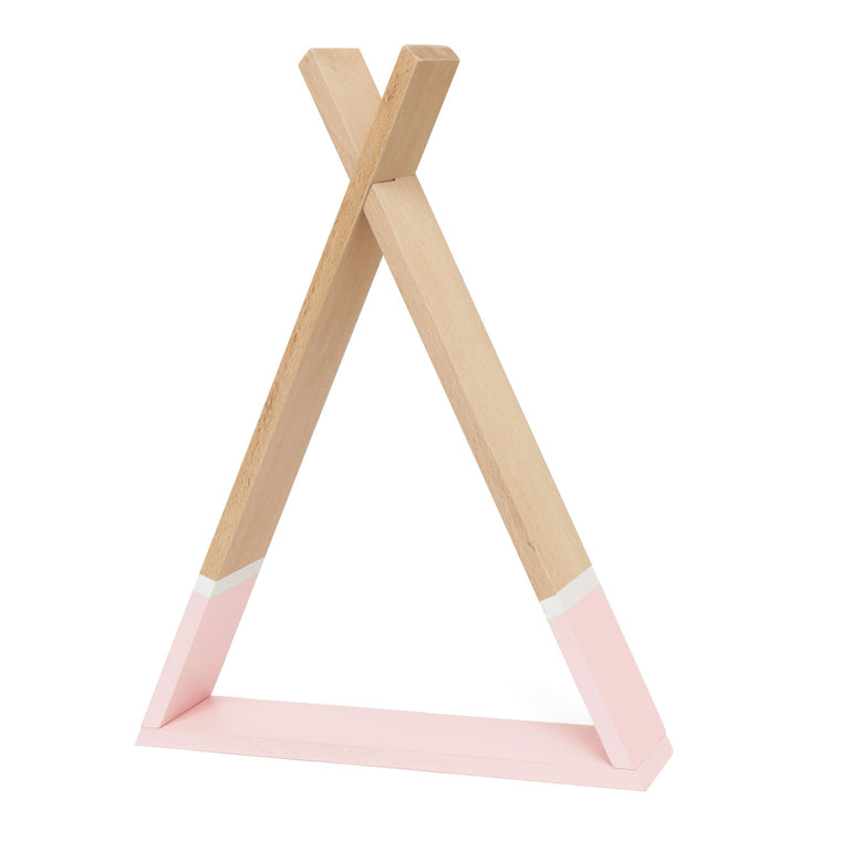 Tipi Shelf Pink