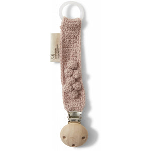 Pacifier/Dummy Strap Rose by Konges Slojd - minifili