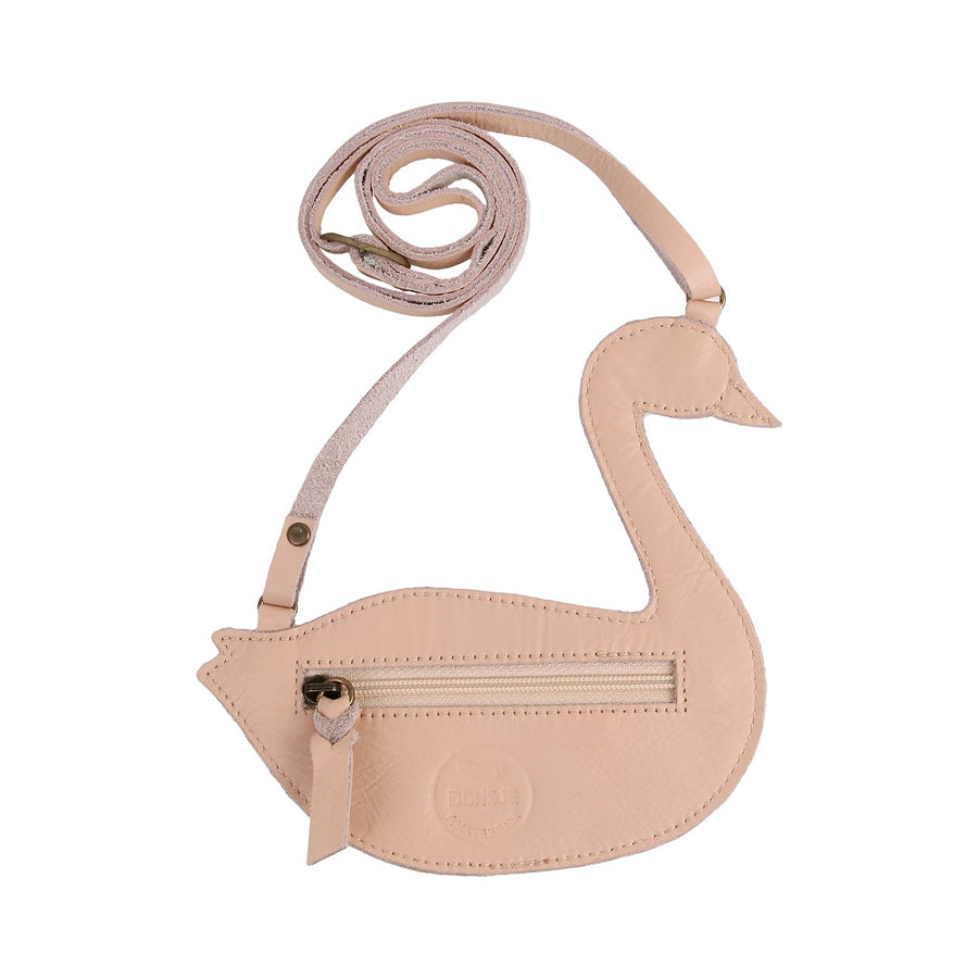 Swan Cross Body Bag by Donsje - minifili